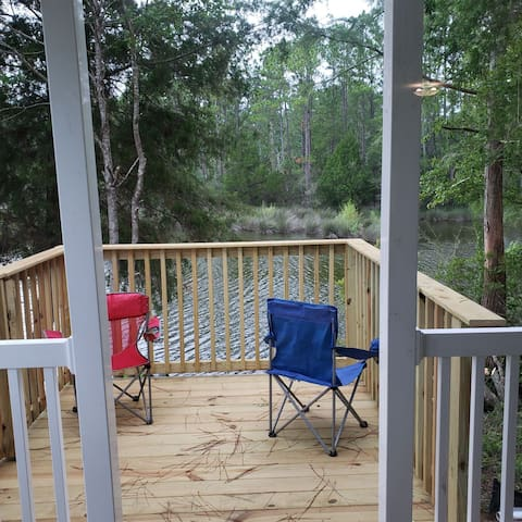 New Waterfront Cabin Manufactured Home