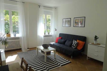 Krásný byt blízko centra - Praha - Leilighet