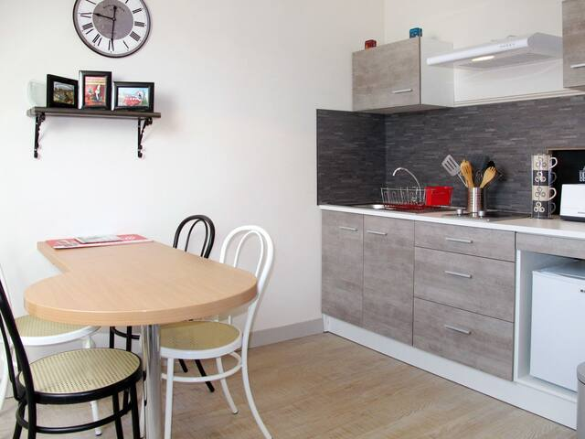 Holiday apartment in Roscoff for 4 persons