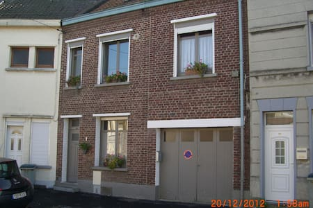 CHAMBRE 20 MN LILLE - Orchies - Bed & Breakfast