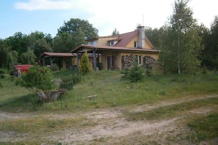 Dom nad jeziorem Marąg - Morąg - Casa