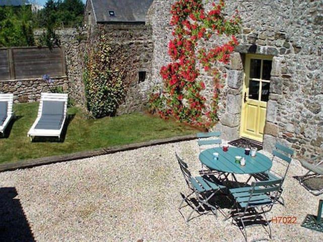 La petite maison de la Moularderie - Blainville-sur-Mer - Casa