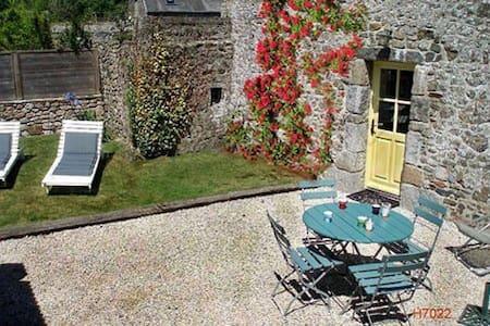 La petite maison de la Moularderie - 濱海布蘭維爾(Blainville-sur-Mer)