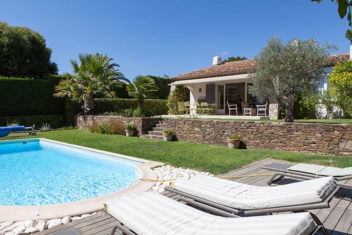 Luxury villa in Golf de St Tropez   - Grimaud - House
