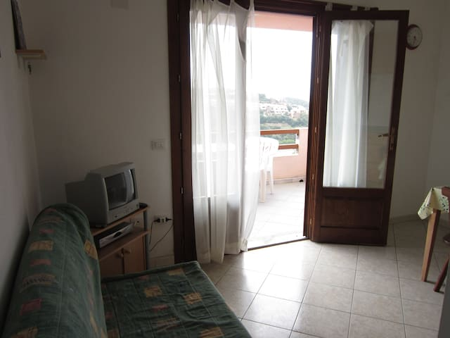 Great sea view apartment - Torre dei Corsari