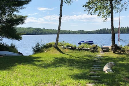 Lake Hebron Lakefront Summer/Winter Rental