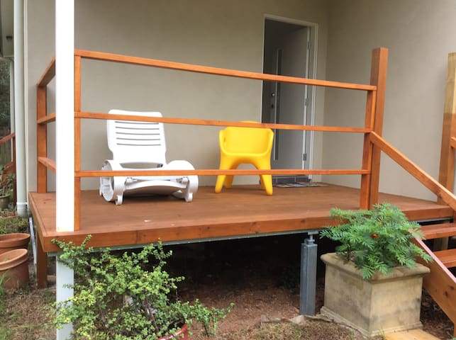 New granny flat in quiet garden, near transport. - Epping - Altres