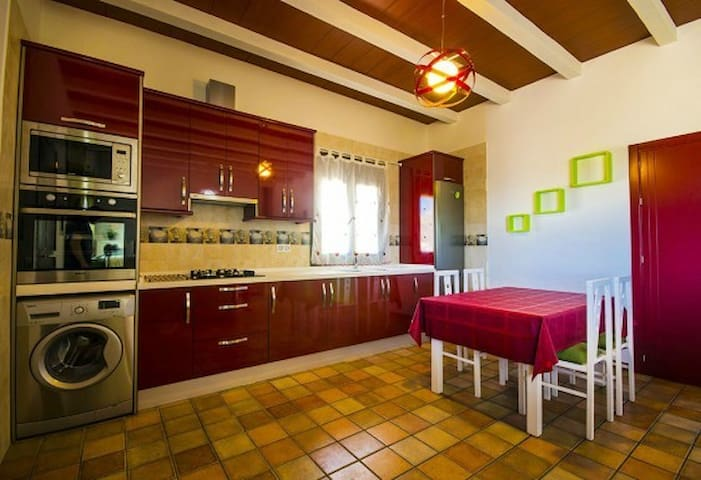 Apartment next to Beach Valdevaquer - Tarifa - Daire