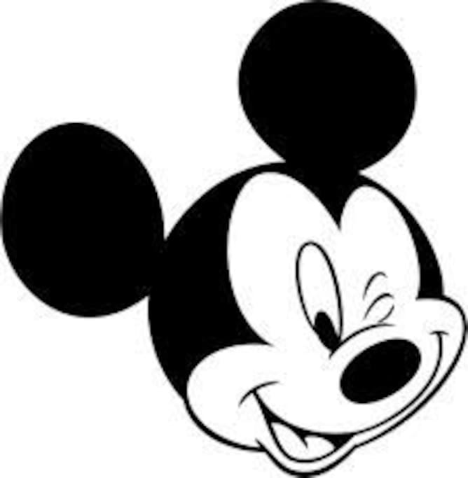 welcome to Mickey Mouse