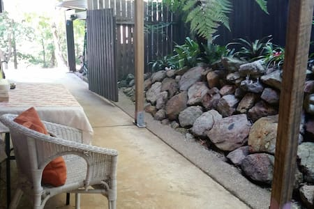 bellingen self contained apartment