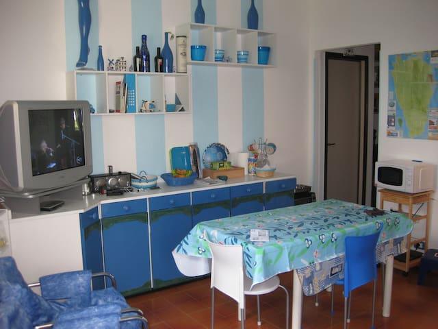 appartamento in residence sul mare