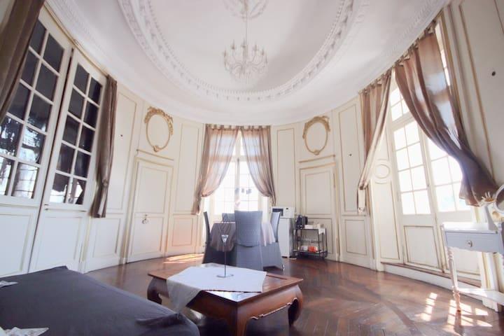 Chambre d'hôte Domaine Canton (la Royale)