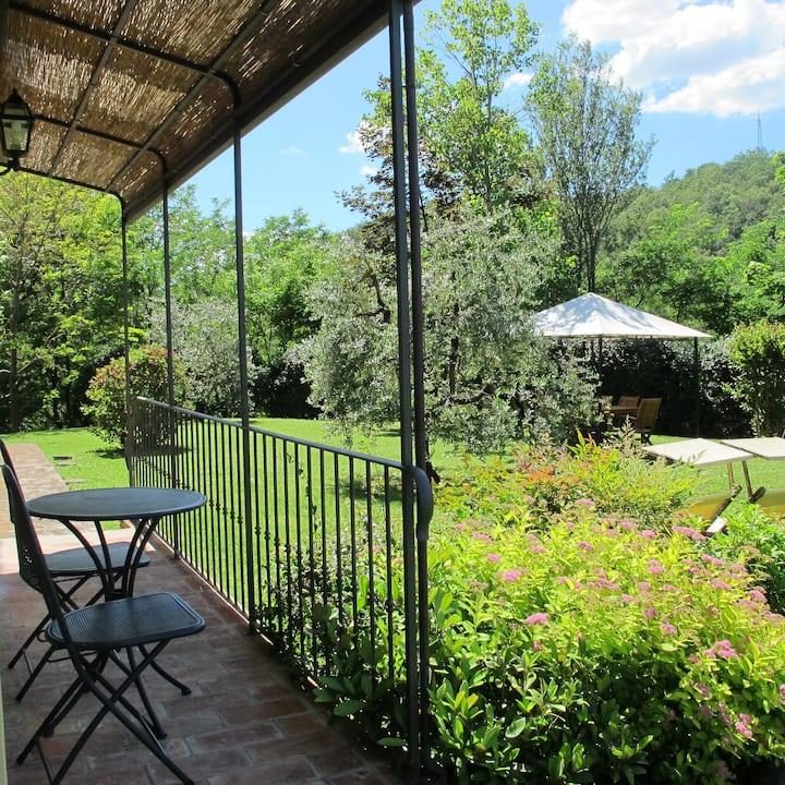 Relaxing Farmhouse near Chianti