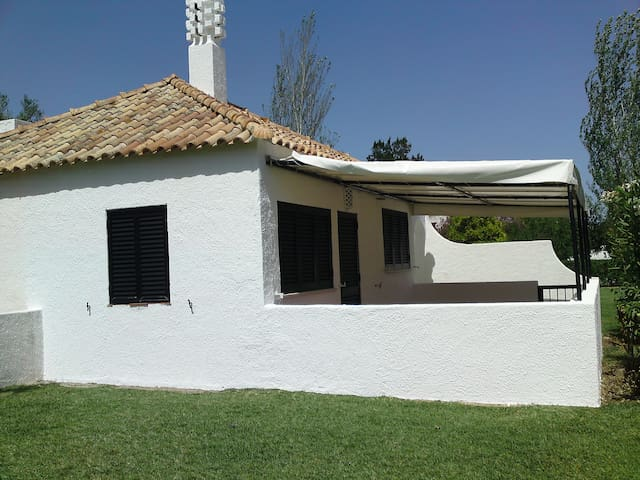 Rent a house in Algarve - Santa Luzia - Haus
