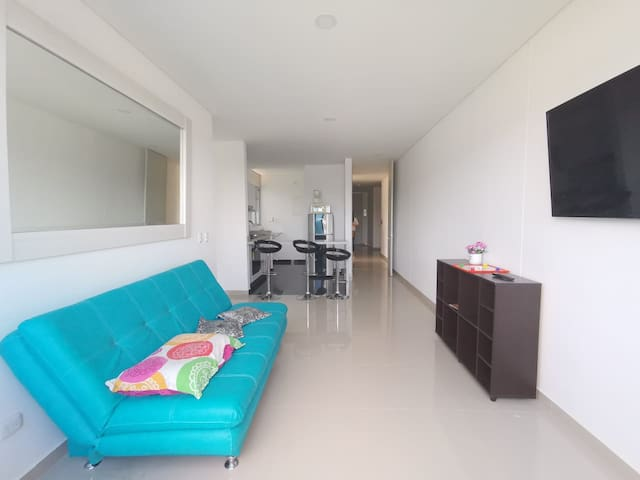 Apartamento en Alquiler en Girardot Piso 12 Aire A