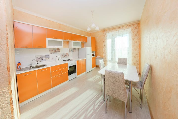 1-bedroom apartment next to the EXPO - Astana - Apartmen perkhidmatan