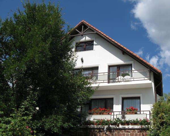 Panorama Apartman Balatonfüred - Balatonfüred - Daire