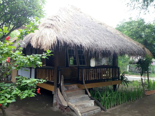 The Banyan House - Gili Air - Bed & Breakfast
