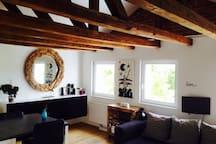 Luxury flat artistic area Gostenhof