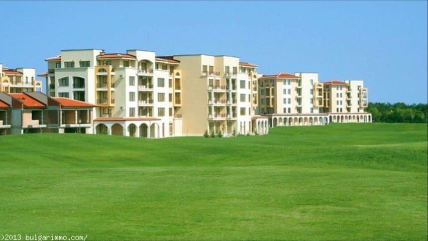Superbe 2 P vue Golf-lighthouse 5* - Cape Kaliakra - Appartement