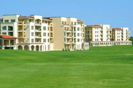 Superbe 2 P vue Golf-lighthouse 5* - Apartmen