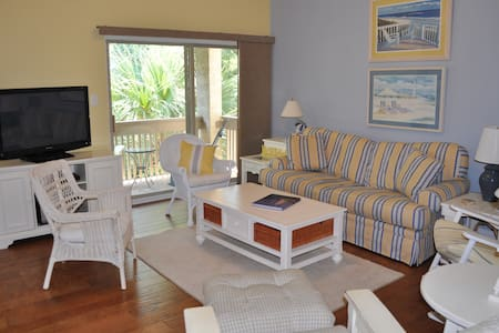 Charming 2BD Sea Pines Beach Condo - Hilton Head Island