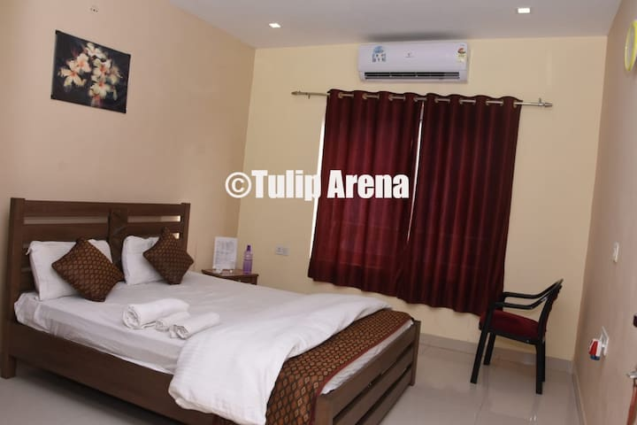 Premium Double Rooms,