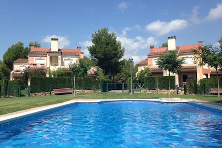 Relaxing house with pool close to the sea - Mont-roig del Camp - Wohnung