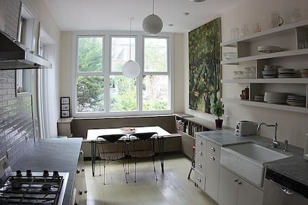 Beautiful Home in Brooklyn-sleeps 7
