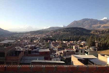 Quiet single room no. 1 in Huaraz!