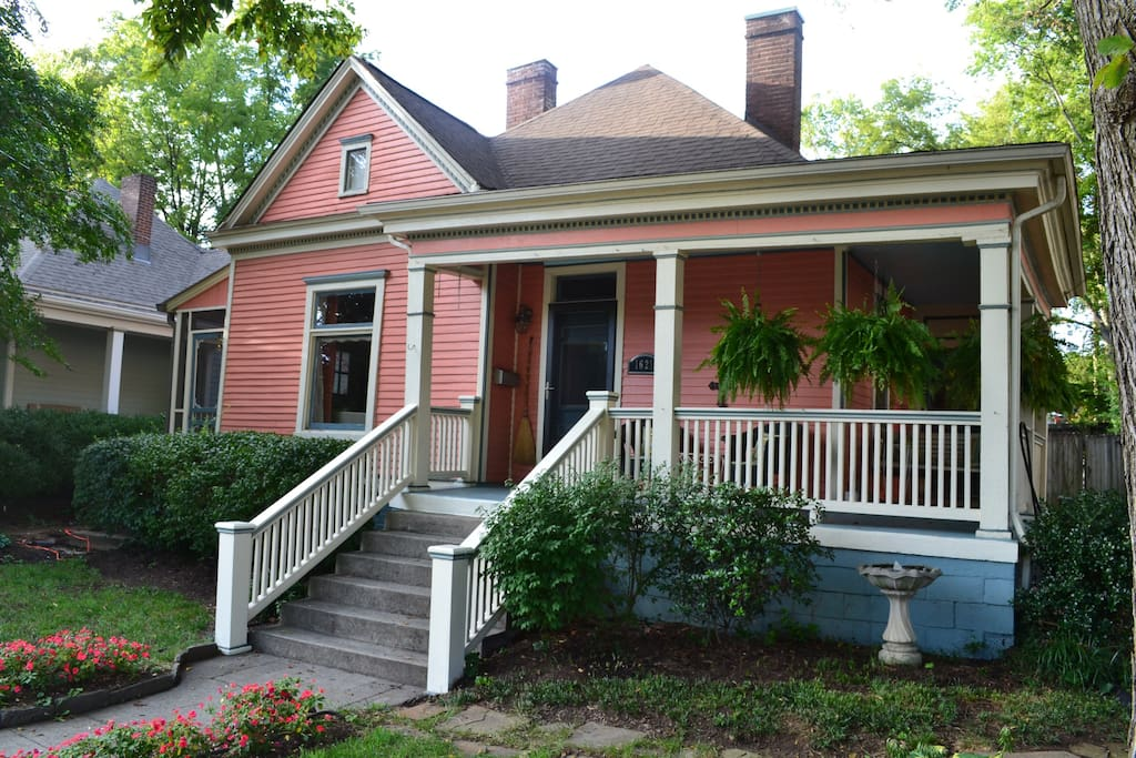 120-year old Victorian in great neighborhood close to many amenities