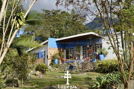 Hostal Campestre Lorena  - San Antonio del Tequendama