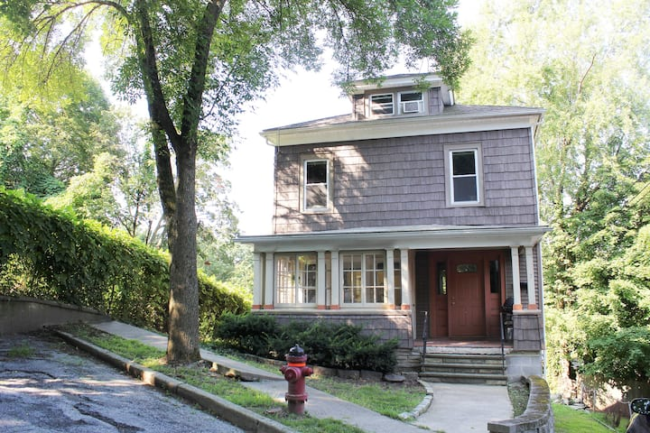 College Hill House: Hudson Valley Haven
