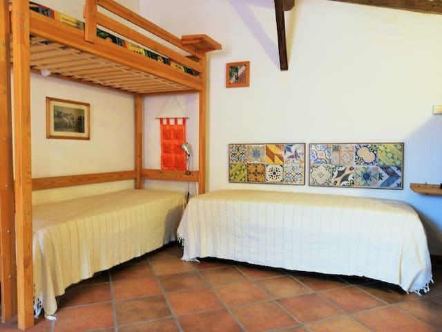 Romantic Studio /Monolocale in centro con terrazzo