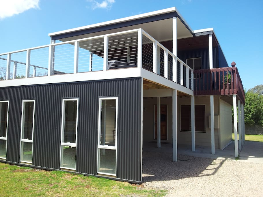 400 mtrs to beach h user zur miete in cowes victoria australien. Black Bedroom Furniture Sets. Home Design Ideas