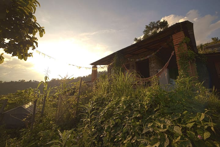 Nature Home Retreat (Pokhara) - Pokhara - Haus