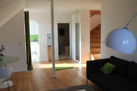 Luxus 2 Zimmer Maisonette-Wohnung - Hilden - Appartement