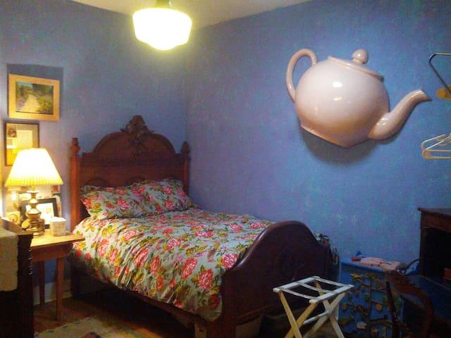 The Teapot Room