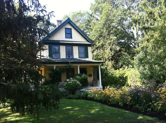 Fairytale North Fork Farmhouse