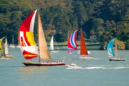 """People's Choice"" ~ Tiburon Landing"