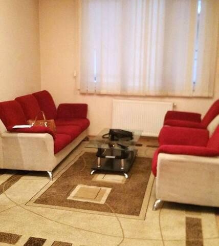 GREAT APARTMENT IN THE CITY CENTER - Tbilisi - Lägenhet
