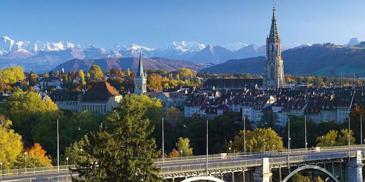 Wohnung im Herzen der Stadt Bern
