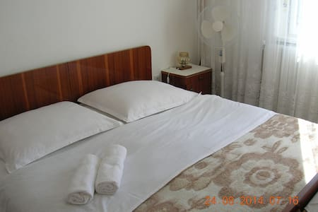 room with balcony and terrace  - Crikvenica - Bed & Breakfast