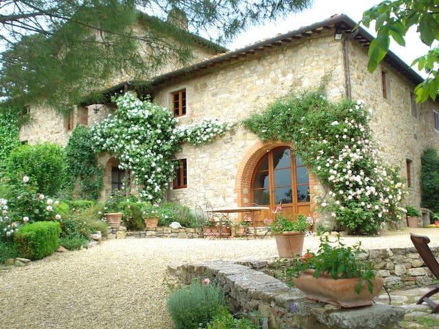 Panzano in Chianti - Villa