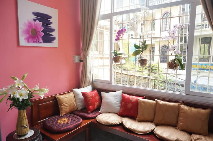 2BR Apartment - Authentic Local Homestay - Hanoi - Appartement
