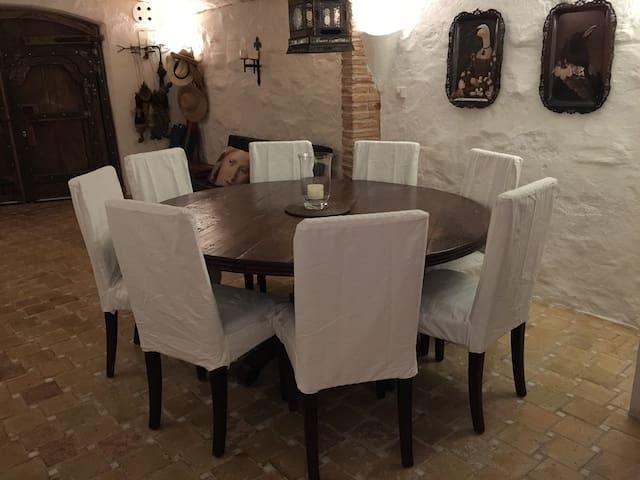 Ground floor dining