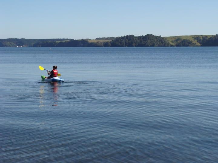 Lake Rotoiti Lakehouse Retreat