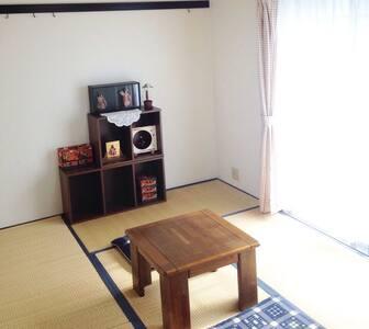 suburban flat with mbl Wi-fi☆ 藤 - Sakai
