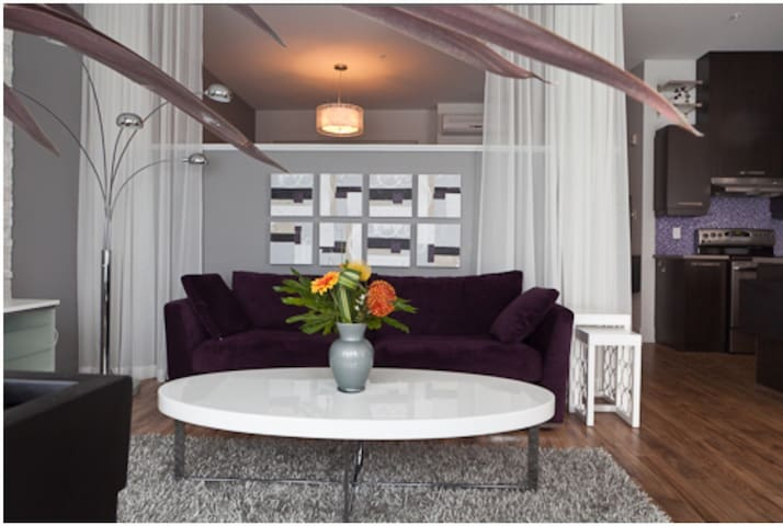 LOFT moderne - Brossard - Loft