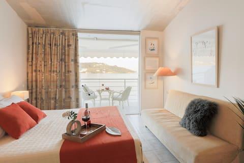 Casa Blue Marine, Comfort Room Sea View